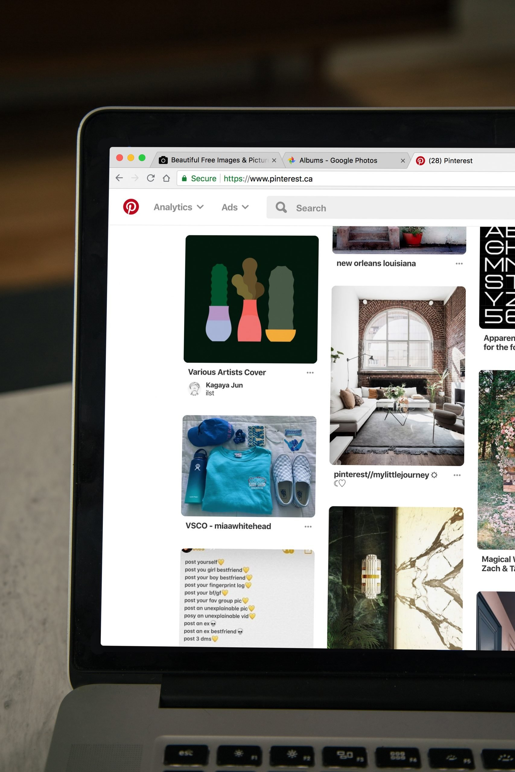 Selling on Social Media Selling on Pinterest