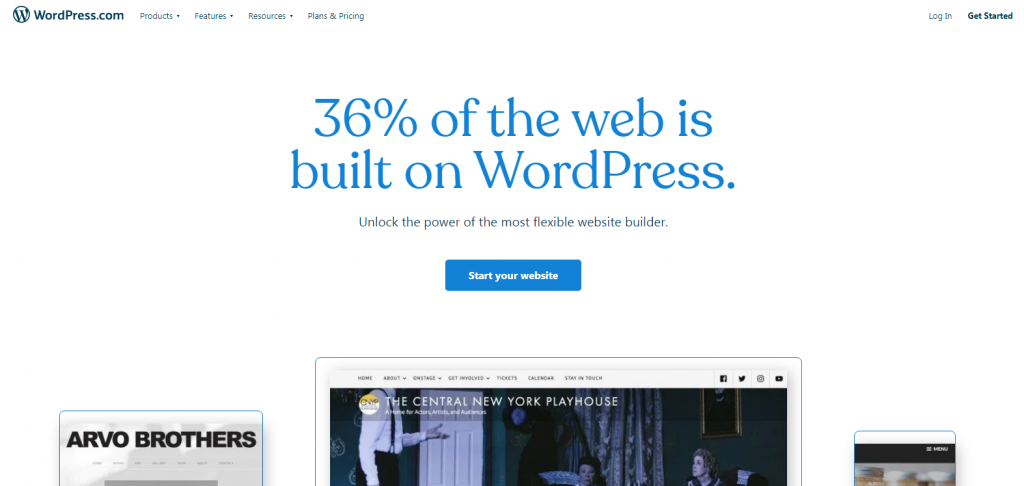 using wordpress to build affiliate website