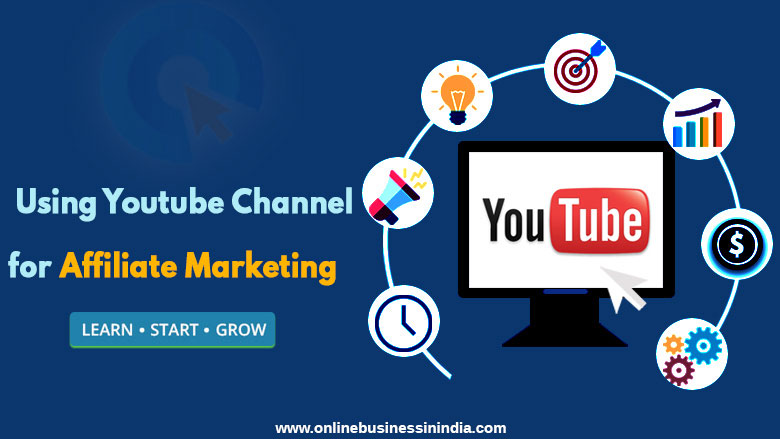youtube affiliate marketing channel