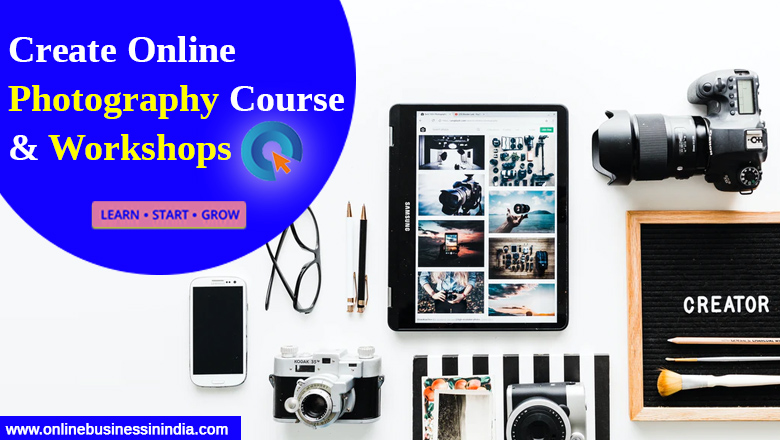 online photography course and wrokshops