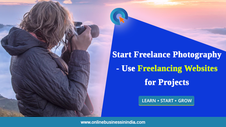freelancing online business idea for photographer