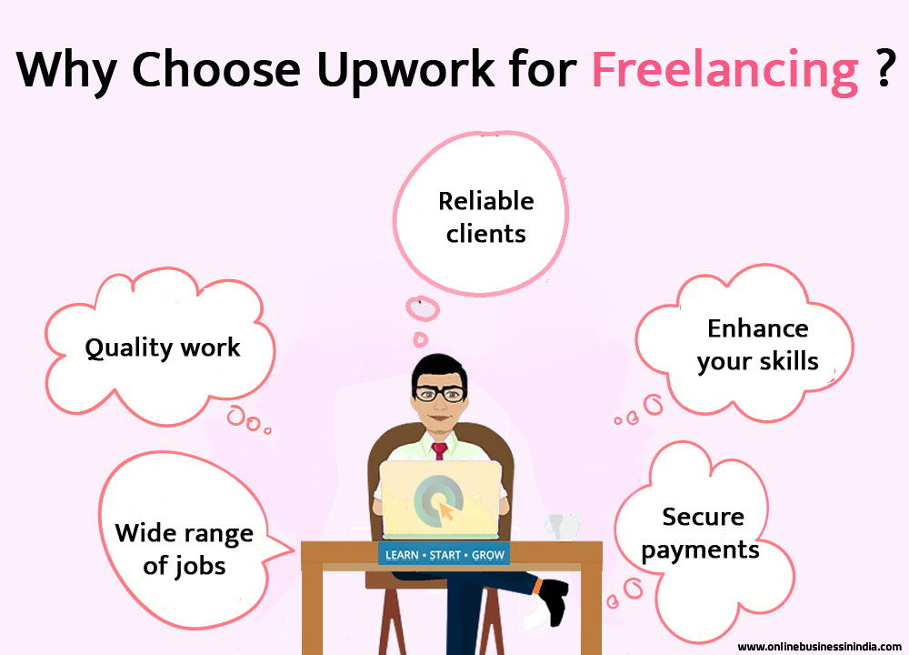 why choose upwork for freelancing
