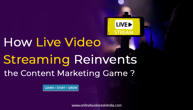 how to use live streaming for marketing