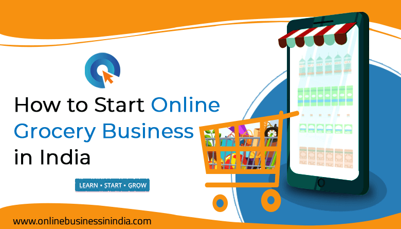 how to start online grocery business in india