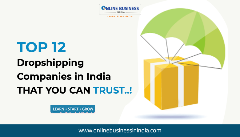 top 12 dropshipping business in india
