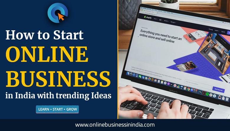 start an online business in india with trendingideas