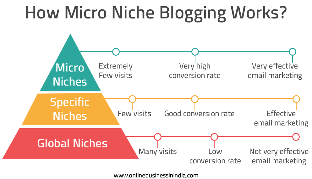 How to Find a Micro Niche for Blogging in India