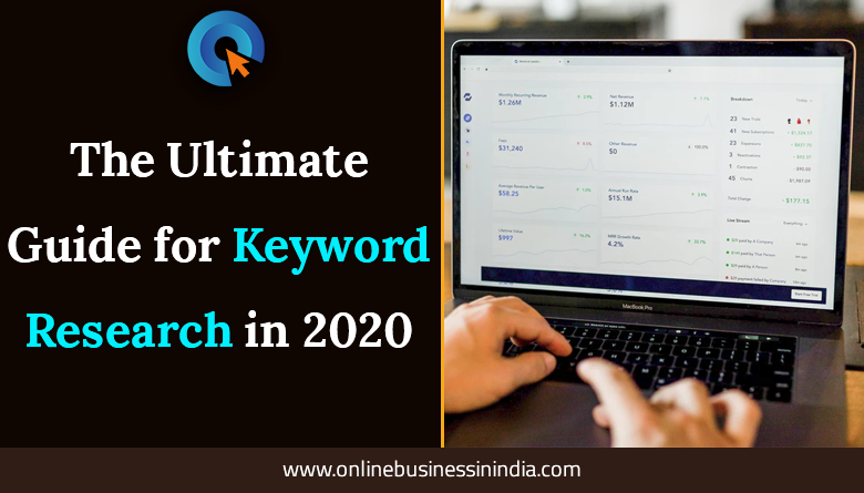 Keyword research in 2020