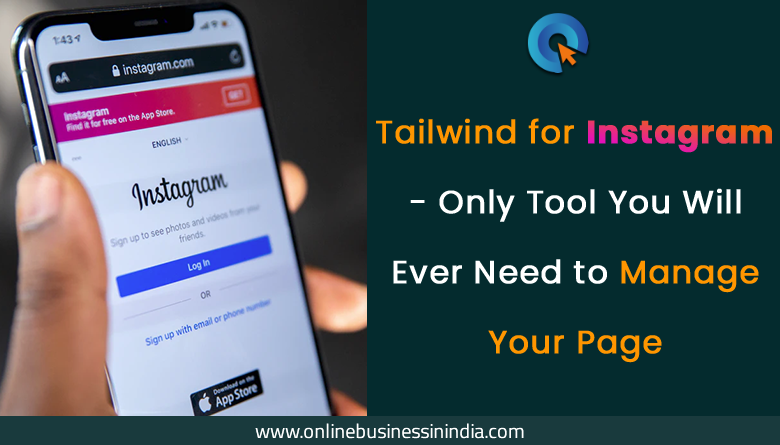 tailwind for instagram usage