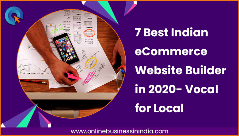 best Indian ecommerce website builder