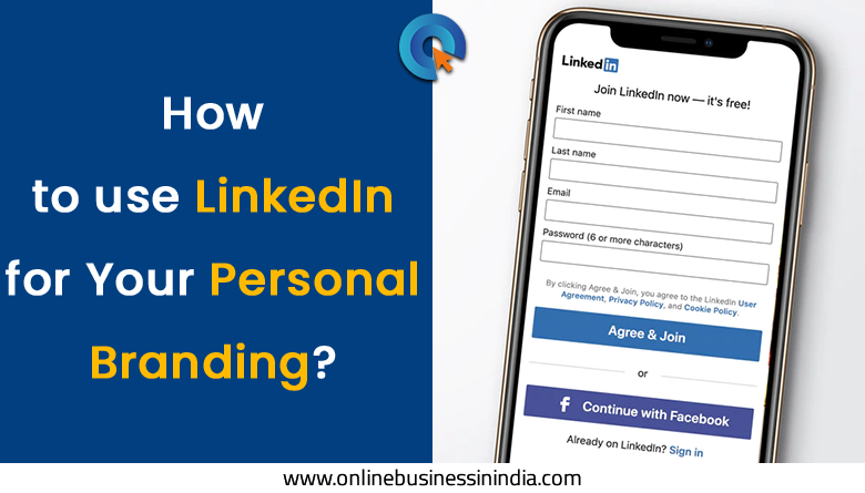 using linkedin for personal branding