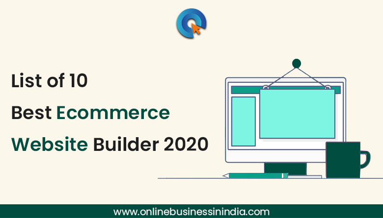 best ecommerce website builder 2020
