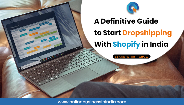 guide to start dropshipping with shopify