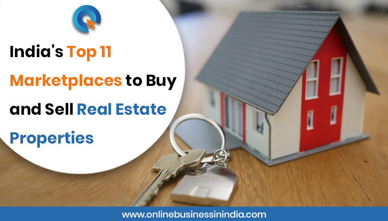 online real estate listing portals india